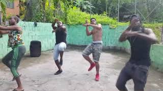 Weddy time dancer and dancehall groovaz (teejay up top boss) 2018