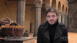 "Medici: Masters of Florence - BTS - Part 12 ""New Friends in Italy"""