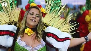 Nenê de Vila Matilde demora a entrar, mas faz desfile impecável | Carnaval 2017