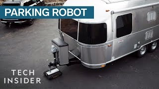 Tiny Robot Can Park An RV For You