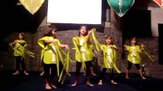 Dança Infantil- Dia dos Pais ICC
