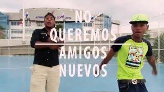 No Queremos Amigos Nuevos (VideoClip) - Warrior Music Ft Mario Lopez