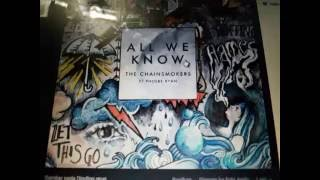 #speeeedyRelease (ORIGINAL MIX)  The Chainsmokers feat. Phoebe Ryan – All We Know