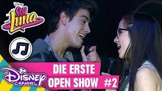 SOY LUNA - Open Music Show #2 aus Staffel 2 | Disney Channel Songs