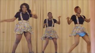 STUDIO DEMO Dance Cover African Waist // Wicked _ Tiwa Savage Donjazzy and Sarz DJ Maphorisa