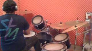 INSITE - DISCULPAME ME RINDO COVER DRUM (COVER BATERIA) BY. OSWA ( SIN PISTA )