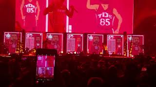 """Jay Rock and Kendrick Lamar - """"King's Dead"""" Live at The Championship Tour @ NYC 05.29.18"""