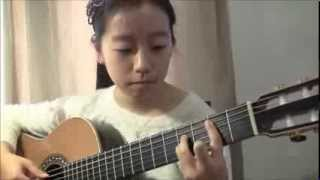 (Miley Cyrus) Wrecking ball - Guitar cover - Erica Cha