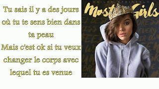 Hailee Steinfeld - Most Girls [Lyrics Traduction]
