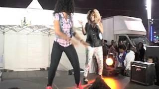 Paris - La Côte d'Ivoire fête la musique - Démonstration de