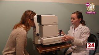 Врачи детской поликлиники получили новое оборудование