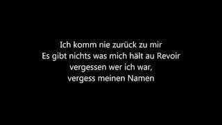 Mark Forster feat. Sido - Au Revoir Lyrics