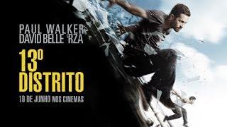 13º Distrito - Trailer legendado [HD]