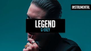 G-Eazy - Legend (Instrumental)