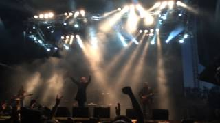 Saxon - Strangers in the Night and Crusader - Live Jalometalli 2015