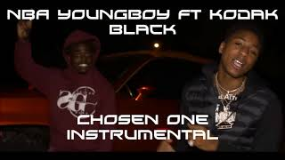 NBA Youngboy - Chosen One [Official Instrumental] Prod. By Yayo