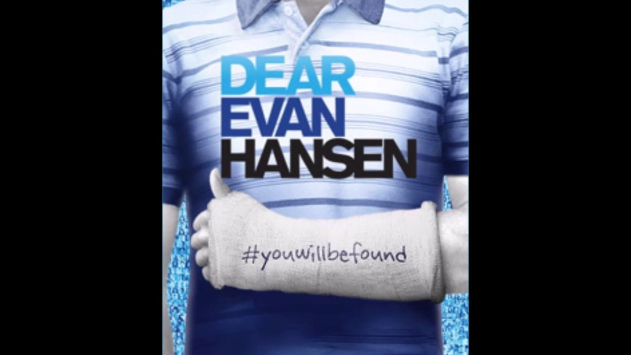 2 For 1 Dear Evan Hansen Show Tickets November