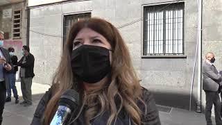 COSENZA: I DEPUTATI DI FORZA ITALIA IN RICORDO DI JOLE SANTELLI