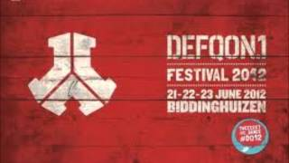 Headhunterz feat. Wildstylez feat. Noisecontrollers - World Of Madness(Official Defqon 1)