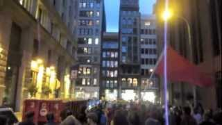 Solidarity with Striking Students of Québec - New York City