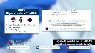 Hágase la ?prueba de COVID-19