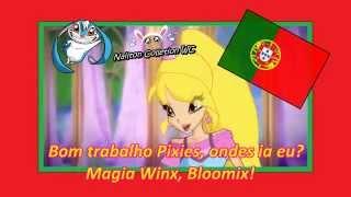 """Clube das Winx 6 - Stella Bloomix """"Orquestra"""" Episódio 12 [PT-PT]"""