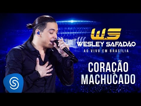 Coracao Machucado En Espanol de Wesley Safadao Letra y Video