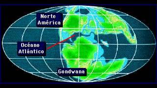 VÍDEO EDUCATIVO - FORMACIÓN DE LOS CONTINENTES.