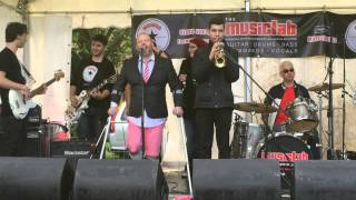 Love Potion No. 9 The Coasters LIVE music cover by The Labrats (Feat. Michael Aldridge)