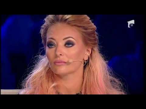 """Mrs. Danvers din musicalul """"Rebecca"""". Vezi aici cum cântă Mihaela Platon, la X Factor!"""