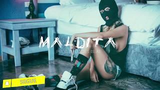 🔴🔵[[GUETTO ZOUK-KIZOMBA]] MALDITA Edgar Domingos ft Prodígio  INSTRUMENTAL [2018 PROD BY LUCIES]