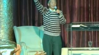 Pastor Andre' Coetzee - singing theme songs