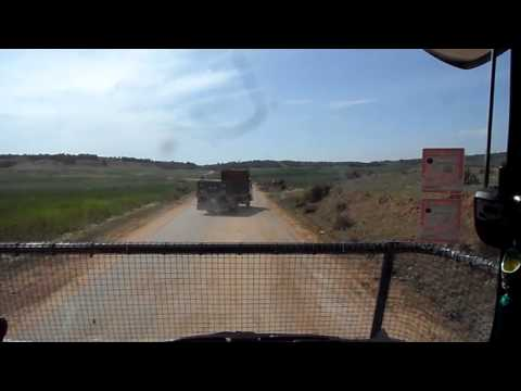 MOROCCO – R406 to MOULAY-BOUSSELHAM
