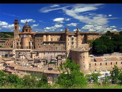 Come raggiungere Urbino: treno, autobus, aereo, auto ...