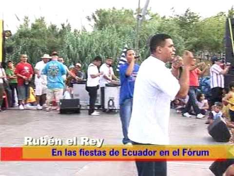 Fiesta de Ecuador en el Forum Barcelona 2009