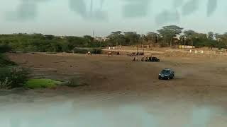 Safari OSION sand dunes