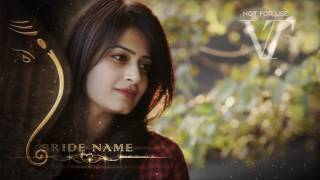 Indian Wedding Invitation Video : Soulful VTSD001A