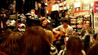 Move In Slowly Acoustic- Forever In A Day