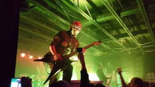 "MushroomHead ""Out of My Mind"" live"