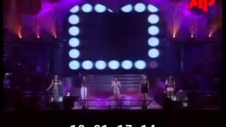 Spice Girls - Spiceworld Tour Opening News In Dublin (TLIAV & Stop Clips)