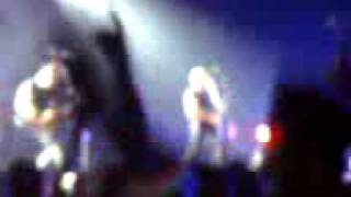 Nickelback LIVE Sydney 14/11/2009 - Burn It To The Ground