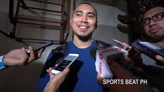 "Paul Lee on game-winner for Magnolia vs San Miguel Beer: ""Siguro napaganda lang gising natin"""
