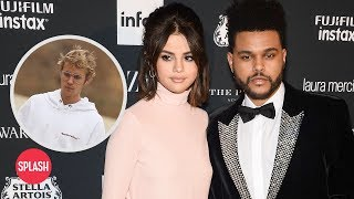 The Weeknd Didn't Trust Justin Bieber | Daily Celebrity News | Splash TV