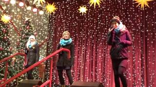 LA MÄNG Live @Cologne Cathedral Christmas Market – Jingle Bells
