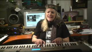 Cathy Richardson :: Instant Karma :: John Lennon cover :: Day 2 #Project365
