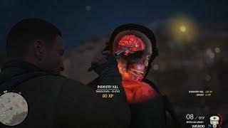 Sniper Elite 4: Stealth Action Gameplay - Compilation Vol.12