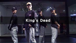 Jay Rock, Kendrick Lamar, Future, James Blake - King's Dead (choreography_Chemi)