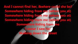 Denace - Hiding From Me (Lyrics)