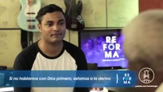 Abraham Laboriel y Marcos Brunet - FRAGMENTO ENTREVISTA - CONFERENCIA TOMA TU LUGAR REFORMA 2015