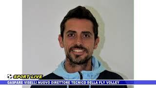 Gaspare Viselli nuovo Direttore Tecnico della Fly Volley